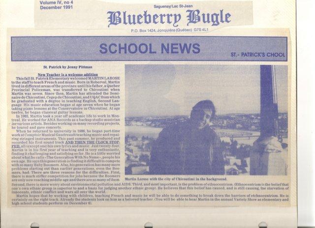 blueberrybugle